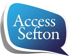 Access Sefton logo